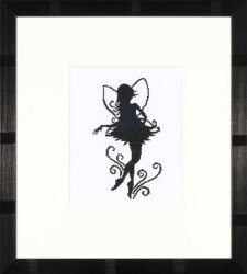 Cute Little Fairy Silhouette Lanarte PN-0008195